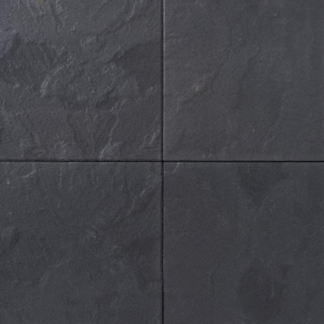 Betontegels Leisteen 60x60x6 Antraciet