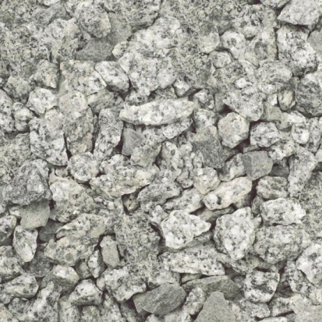 Excluton 25 kg Graniet Split Grijs 8-16mm