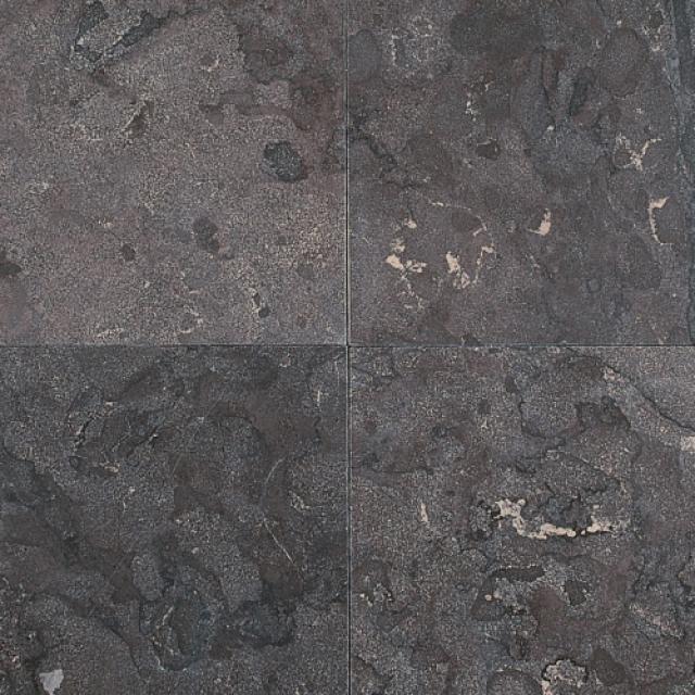 Hardsteen Tegels Siam Bluestone Getrommeld 60x60x3 Blauwsteen