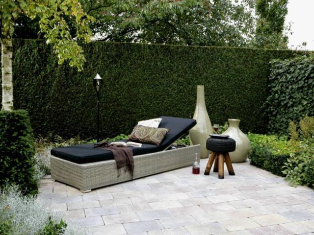 Excluton Abbeystones Getrommeld 30x40x6cm Grijs/Zwart 1000145