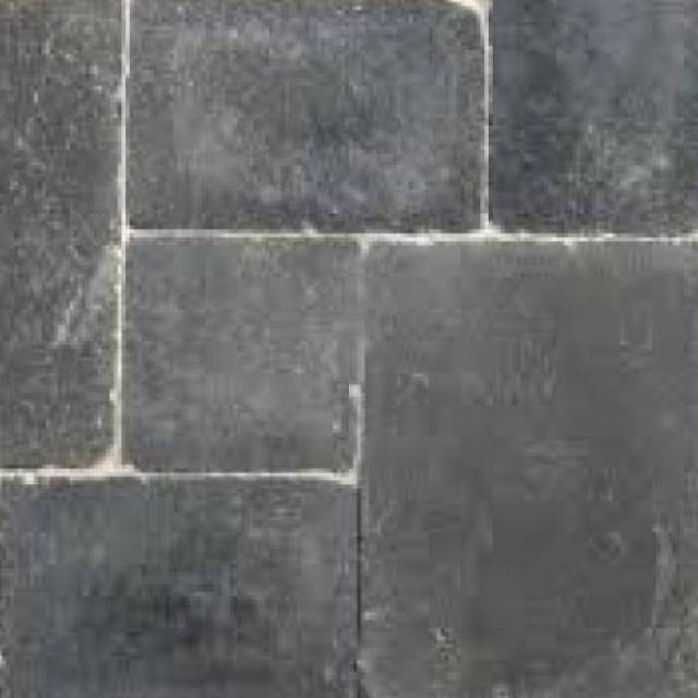 Excluton Abbeystones Getrommeld Wildverband Nero 1000206v1
