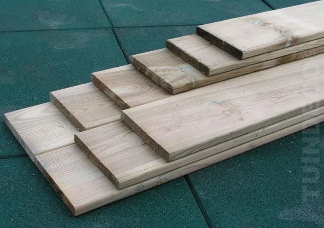 ME Grenen plank 180cm
