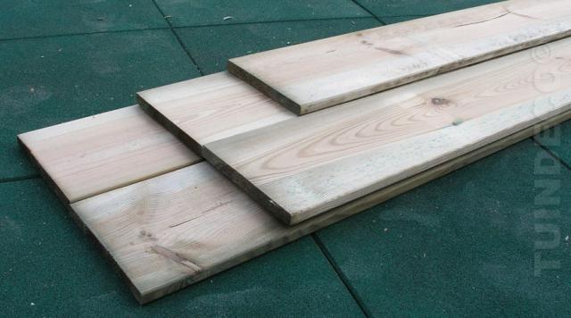 Vuren plank 240cm 37.8124