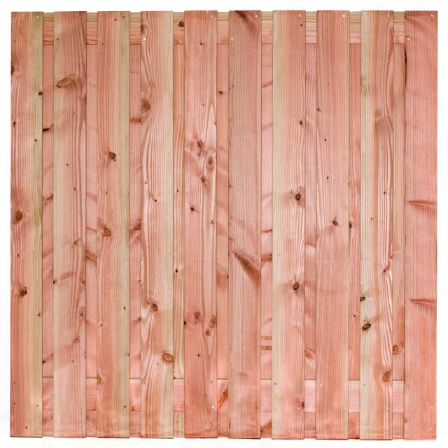 Tuinscherm Zwarte Woud Lariks Douglas 4 180x180cm 8.22180