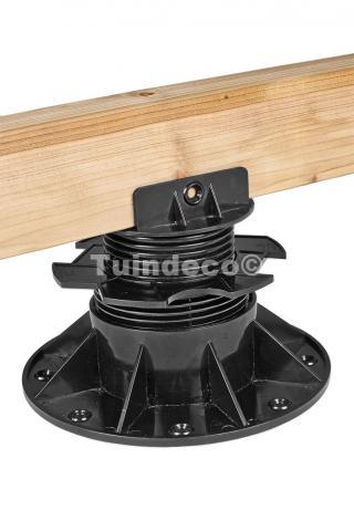 Verstelbare kunststof vloerdragers 3-6 cm