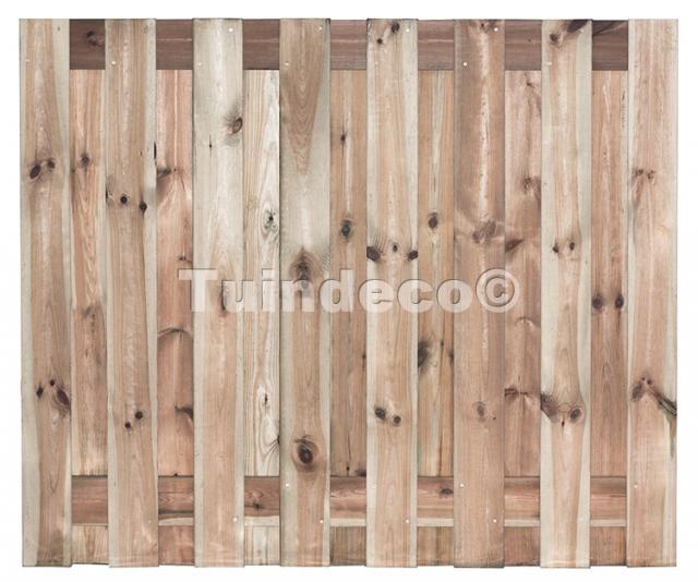 Tuinscherm Coevorden 150x180 cm