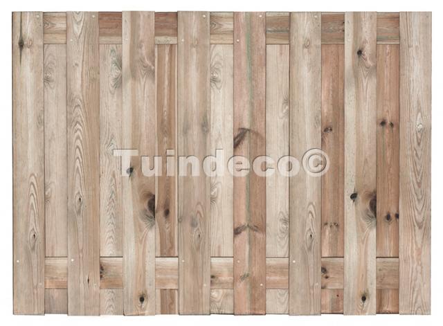 Tuinscherm Coevorden 130x180cm