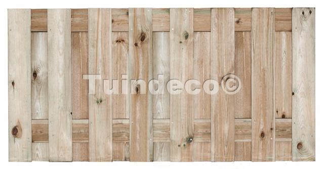 Tuinscherm Coevorden 90x180 cm