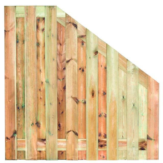 Tuinscherm Coevorden 5 180>90x180cm