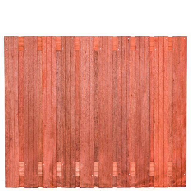Tuinscherm Dronten Hardhout 3 150x180cm 8.42150
