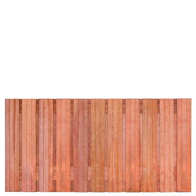 Tuinscherm Hoorn Hardhout 1 90x180cm     8.43090