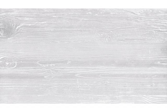 Onderplaat Houtmotief Wit/grijs 36x4.8x184