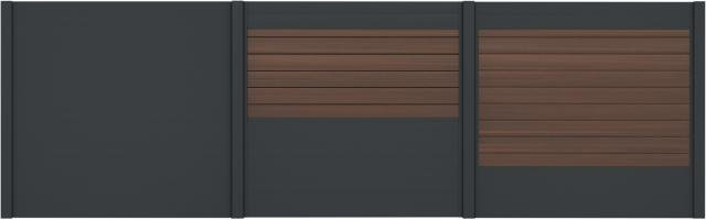 Felix Clercx IdeAL Burnt Umber 6 Antraciet