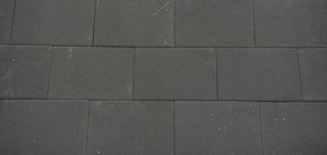 Excluton Terrassteen+ Nero 20x30x4cm 1001111