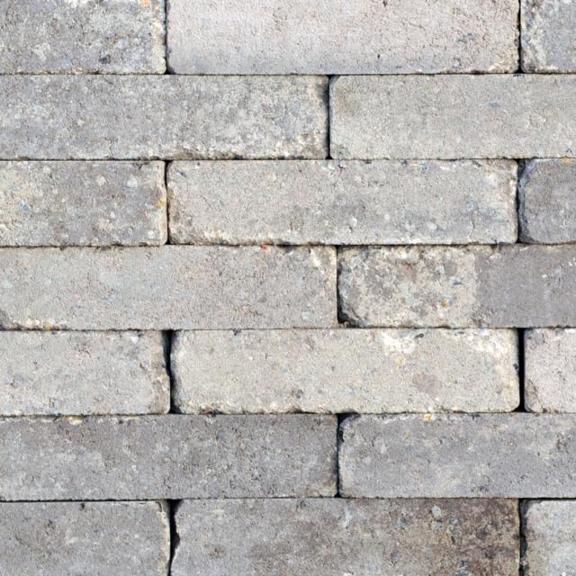 Excluton Abbeystones Getrommeld 20x5x7cm Ivory