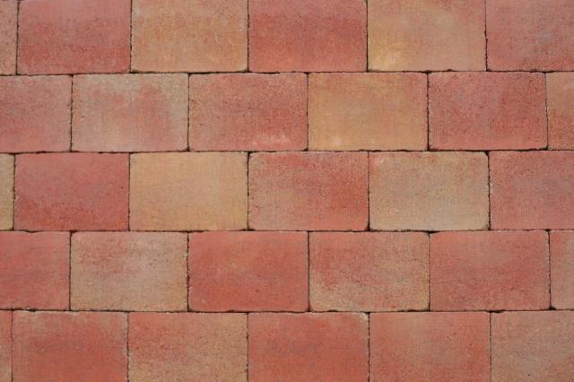 Klinkers Stenen Abbeystones Getrommeld 14x21x6cm Toscaans