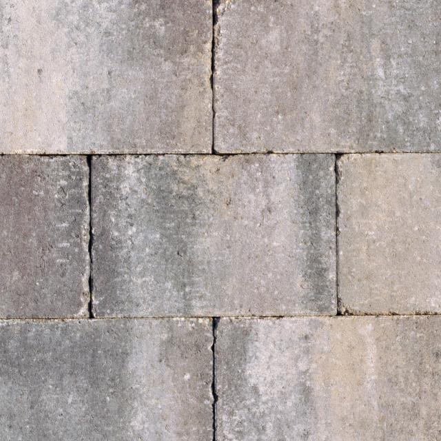 Klinkers Stenen Abbeystones Getrommeld 20x30x6cm Giallo