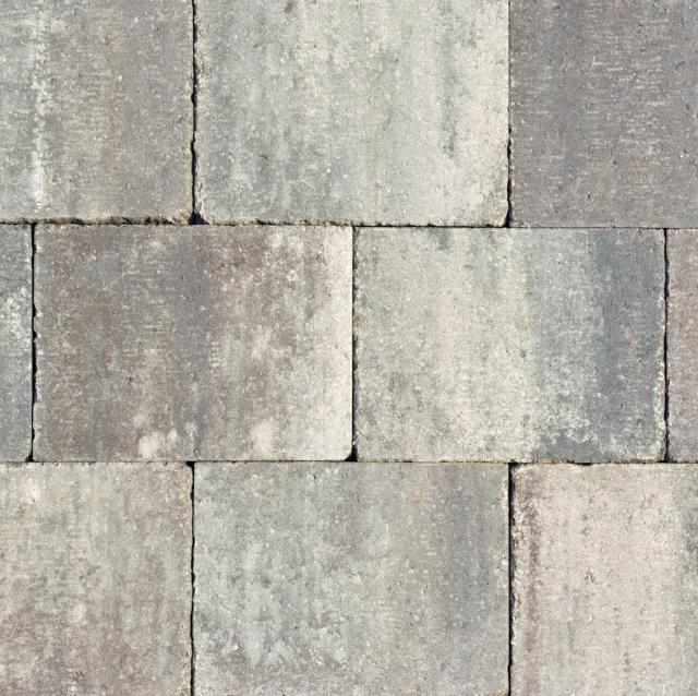 Excluton Abbeystones Getrommeld 20x30x6cm Grigio