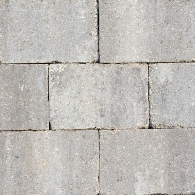 Klinkers Stenen Abbeystones Getrommeld 20x30x6cm Ivory