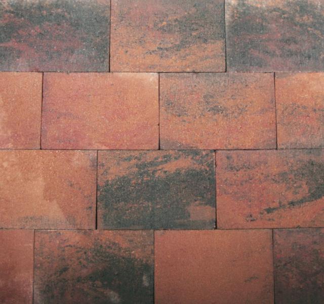 Excluton Abbeystones Getrommeld 30x40x6cm Zomerbont
