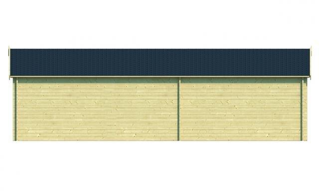 Blokhut Mokka Kapschuur 40.0893