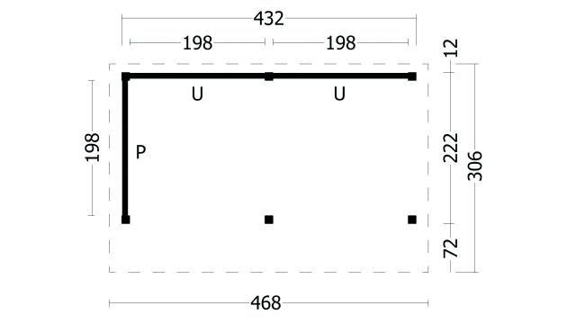 Kapschuur Bergen type 2 geplaatst 42.7912
