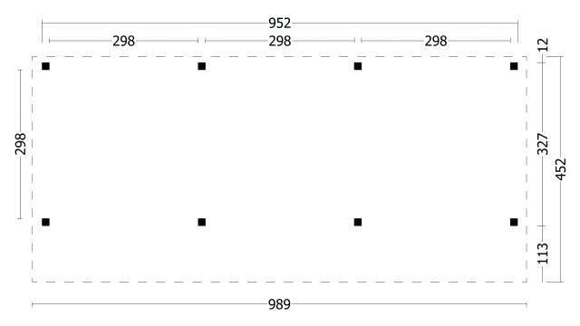 Kapschuur Bergen type 5 XL geplaatst 42.7989