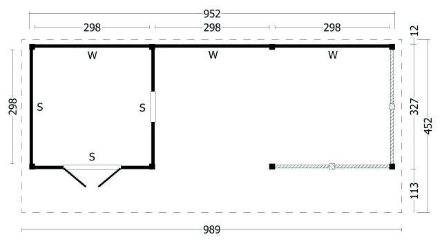 Kapschuur Bergen type 8 XL 42.7992