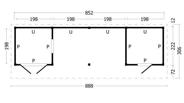 Kapschuur Bergen type 12 42.7988