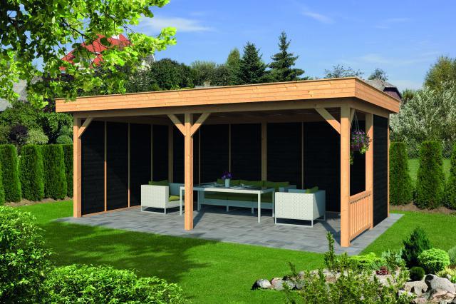 Plat dak Oslo type 3 XL geplaatst 42.7908