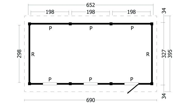 Zadeldak Hamar type 8 42.8000