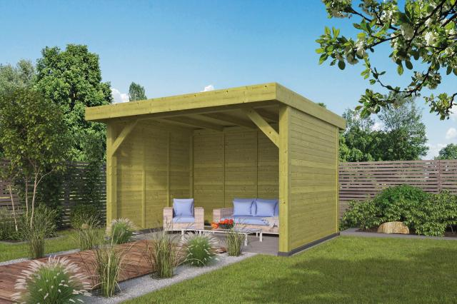 Doe-het-zelf-pakket Bastenaken plat dak 45.9004V