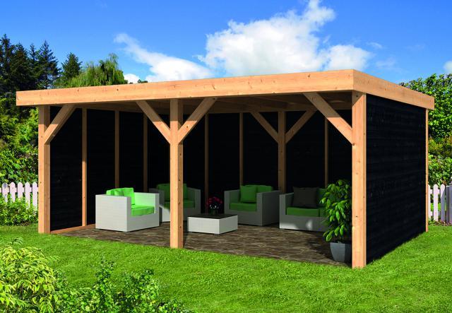 Doe-het-zelf-pakket Dalfsen plat dak