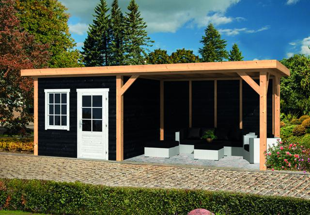 Doe-het-zelf-pakket Holten plat dak
