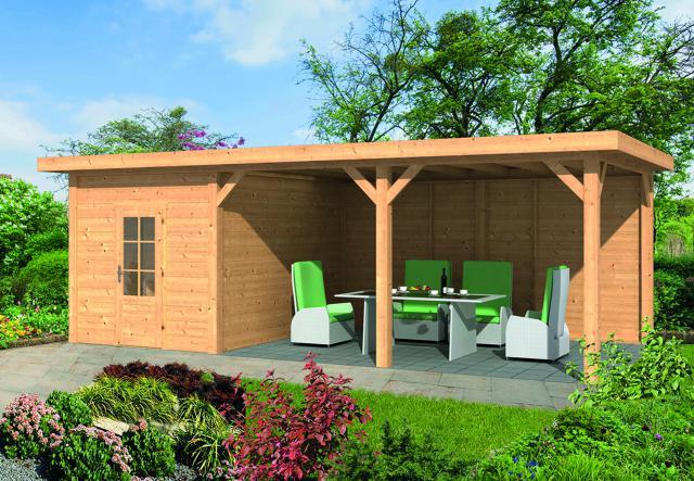 Doe-het-zelf-pakket Twello plat dak