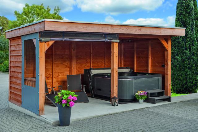 Maatwerk lariks douglas lessenaars dak