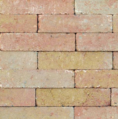 Excluton Abbeystones Getrommeld 20x5x7cm Toscaans met deklaag