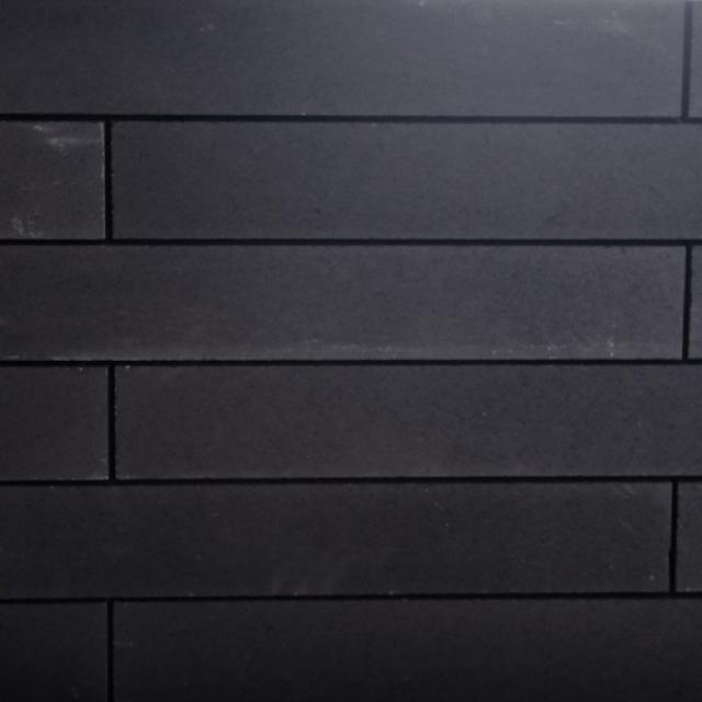 Excluton Linia Excellence 10x15x60cm Nero