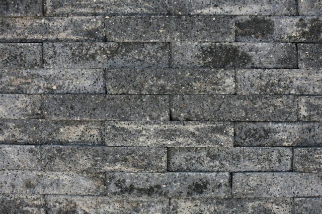 Excluton Catrock 31x11.5x10cm Grijs/Zwart