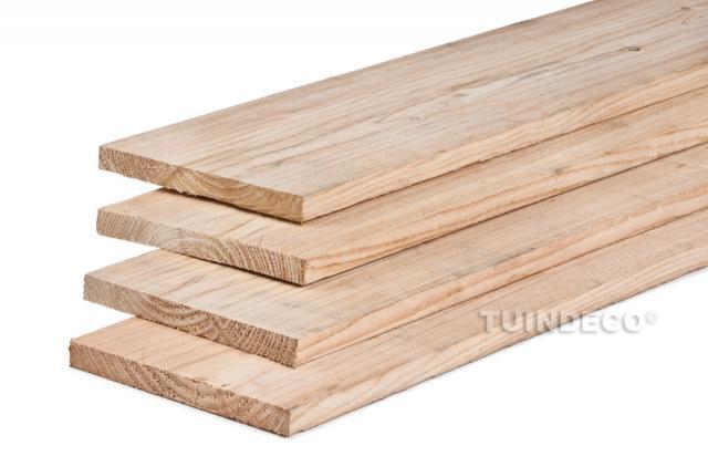Kantplank recht 2.5x25x400