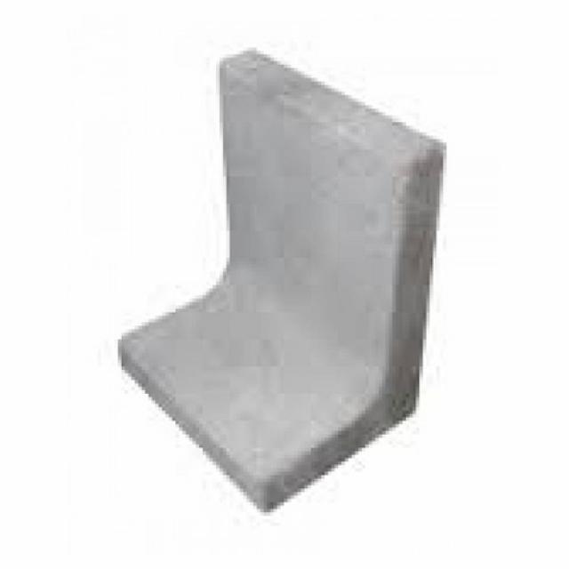 Excluton L-element 60x40x34cm Grijs 7000143v1