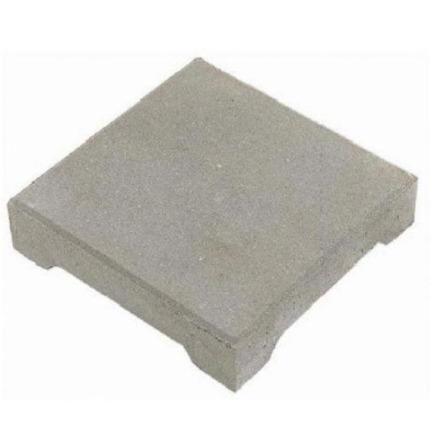 Excluton Nokkentegel 30x30x4,5cm Grijs 2000147