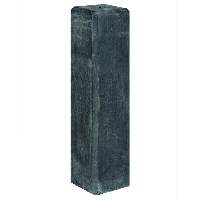Betonpoer Antraciet 15x15x60cm (M20 huls) 1.59205