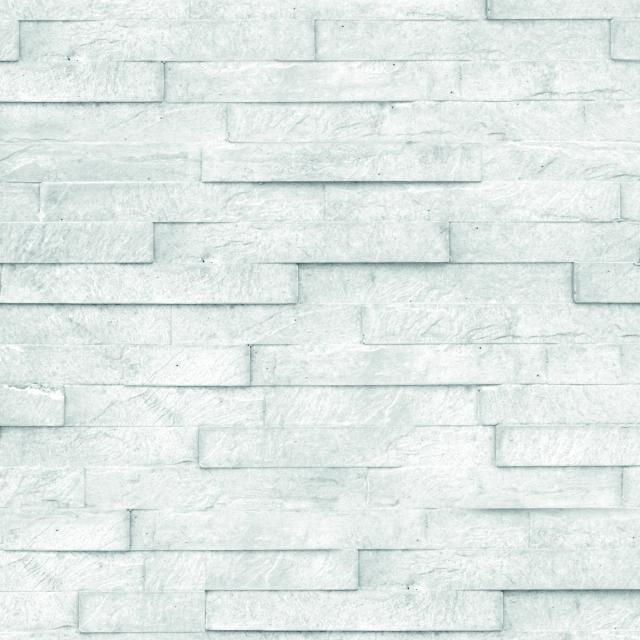 Onderplaat Leisteen motief wit/grijs 26x4.8x184cm