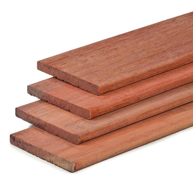 Hardhouten plank 1.5x14x245cm 37.4245