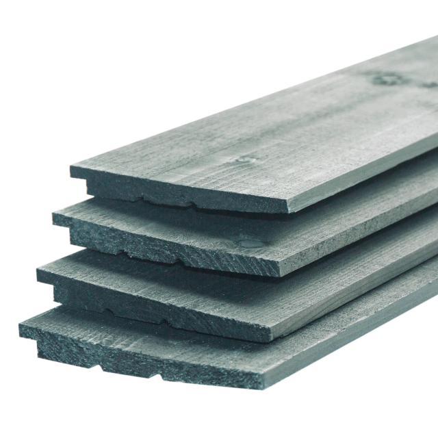 IJsselrabat vuren grijs geïmpregneerd 1.1-2.2x19.5x300cm