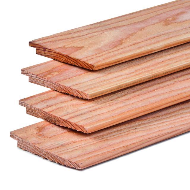 Lariks potdekselplank 1-2.0x14.5x400cm 45.4040