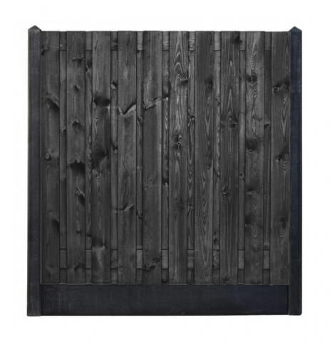 Hout-beton zwart gespoten Stuttgart 180x180 afhalen materialen