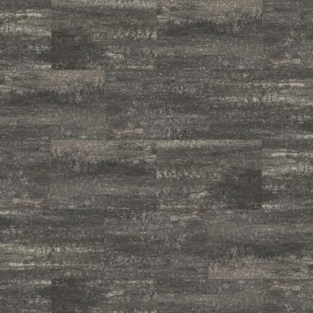 Excluton Terrassteen+ Grijs/Zwart 20x30x4cm 1001152