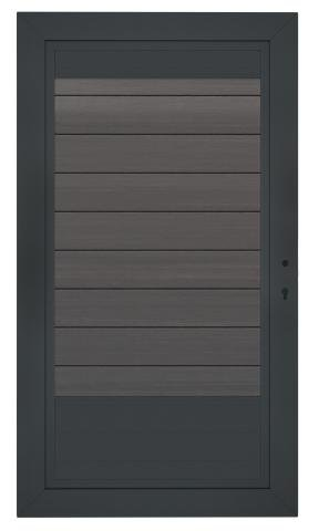 Felix Clercx Ideal 9 aluminium composiet Graphite incl. plaatsen
